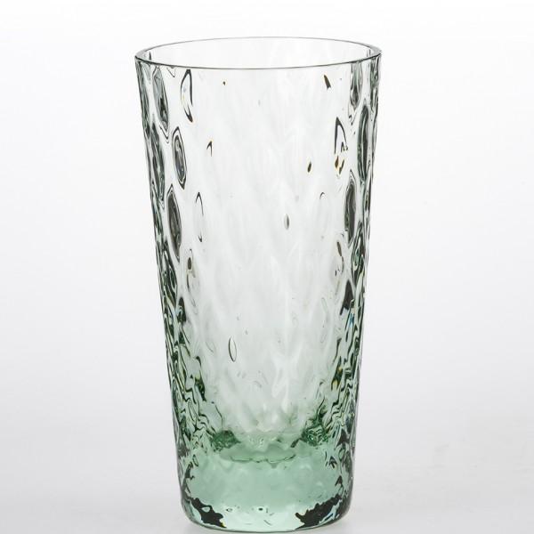 一口ビアグラス 網目
